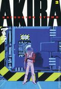 Akira TPB (2000-2002 Dark Horse) 2-1ST