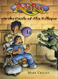 Akiko in The Castle of Alia Rellapor HC (2001 Novel) 1-REP