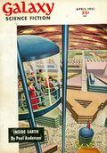 Galaxy Science Fiction (1950-1980 World/Galaxy/Universal) Vol. 2 #1