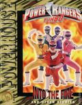 Power Rangers Turbo: Into the Fire and Other Stories GN (1997 Acclaim Books) 1-1ST