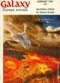Galaxy Science Fiction (1950-1980 World/Galaxy/Universal) Vol. 7 #5