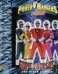 Power Rangers Turbo: Simple Simon Says and Other Stories GN (1997 Acclaim Books) 1-1ST