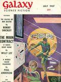 Galaxy Science Fiction (1950-1980 World/Galaxy/Universal) Vol. 14 #3