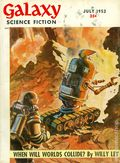 Galaxy Science Fiction (1950-1980 World/Galaxy/Universal) Vol. 4 #4