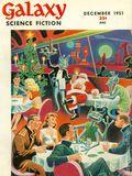 Galaxy Science Fiction (1950-1980 World/Galaxy/Universal) Vol. 3 #3