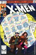 Uncanny X-Men (1963 1st Series) UK Edition 141UK