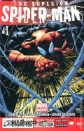 Superior Spider-Man (2013 Marvel NOW) 1ADFSIGNED