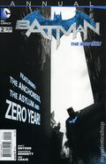 Batman (2011 2nd Series) Annual 2