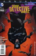 Detective Comics (2011 2nd Series) Annual 2