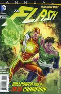 Flash (2011 4th Series) Annual 2