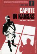 Capote in Kansas HC (2013 Oni Press) A Drawn Novel 1-1ST