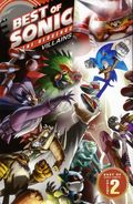 Best of Sonic the Hedgehog HC (2012-2013 Archie Comics) 2-1ST