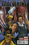 Wolverine In The Flesh (2013) 1A