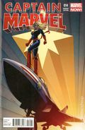 Captain Marvel (2012 7th Series) 14B