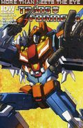 Transformers More than Meets the Eye (2012 IDW) 19A