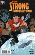 Tom Strong and the Planet of Peril (2013 DC/Vertigo) 1A