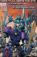 Transformers More than Meets the Eye (2012 IDW) 19B