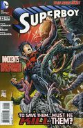Superboy (2011 5th Series) 22