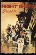 Nightbreed Genesis TPB (1991 Epic) Clive Barker's 1-1ST