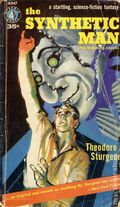 Synthetic Man (The Dreaming Jewels) PB (1950 Novel) 1-REP