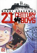 21st Century Boys GN (2013 Viz) By Naoki Urasawa 2-1ST