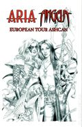 Aria Angela European Tour Ashcan (2000) NN