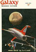 Galaxy Science Fiction (1950-1980 World/Galaxy/Universal) Vol. 2 #2