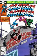 Captain America (1968 1st Series) Mark Jewelers 252MJ