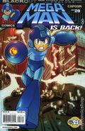 Mega Man (2011 Archie) 28A