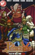 Princeless Tales of Girls Who Rock (2013 Action Lab) 0