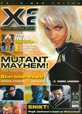 X2 Official Souvenir Movie Magazine (2003) 1B