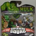 Marvel Super Hero Squad Action Figure Packs (2006-2009 Hasbro) #78339