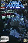 Mega Man (2011 Archie) 28B