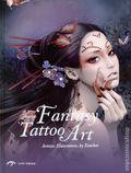 Fantasy Tattoo Art HC (2013 CYPI Press) Artistic Illustrations by Xiaobai 1-1ST