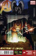 Avengers A.I. (2013) 2A