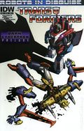 Transformers (2012 IDW) Robots In Disguise 20A
