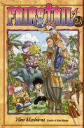 Fairy Tail TPB (2008-2018 Del Rey/Kodansha Digest) 28-1ST