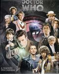 Doctor Who A 12-Month 2014 Calendar (2013 BBC) Special Edition YR-2014