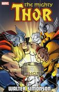Mighty Thor TPB (2013-2014 Marvel) By Walter Simonson 1st Edition 1-1ST