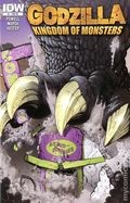 Godzilla Kingdom of Monsters (2011 IDW) 1RE-ASTRO