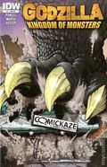 Godzilla Kingdom of Monsters (2011 IDW) 1RE-COMICKAZE