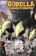Godzilla Kingdom of Monsters (2011 IDW) 1RE-TOONSEUM
