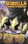 Godzilla Kingdom of Monsters (2011 IDW) 1RE-WONDER