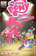 My Little Pony Micro Series (2013 IDW) 5RE.SOURCE