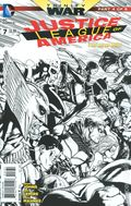Justice League of America (2013 3rd Series) 7C