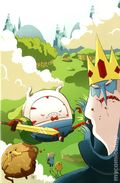 Adventure Time Candy Capers (2013 Kaboom) 2D