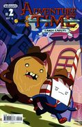 Adventure Time Candy Capers (2013 Kaboom) 2B