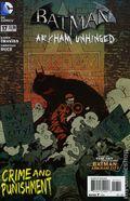 Batman Arkham Unhinged (2012) 17A