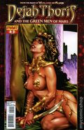 Dejah Thoris and The Green Men of Mars (2013) 5A
