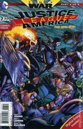 Justice League of America (2013 3rd Series) 7COMBO